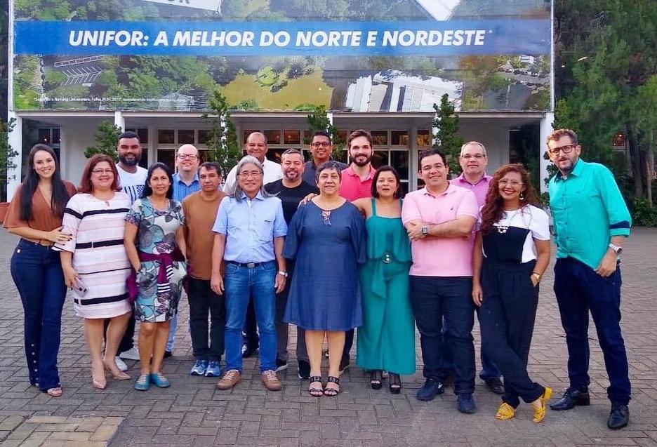Doutorandos do Ciesa fazem integração em Fortaleza